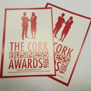 Cork Business Awards 2016
